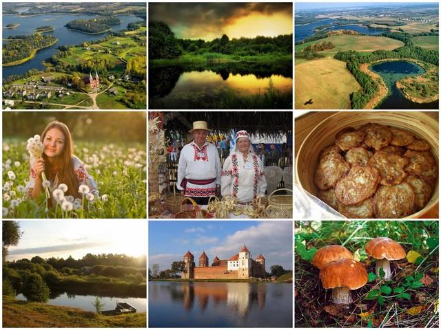 Отдых в Белоруссии летом 2014