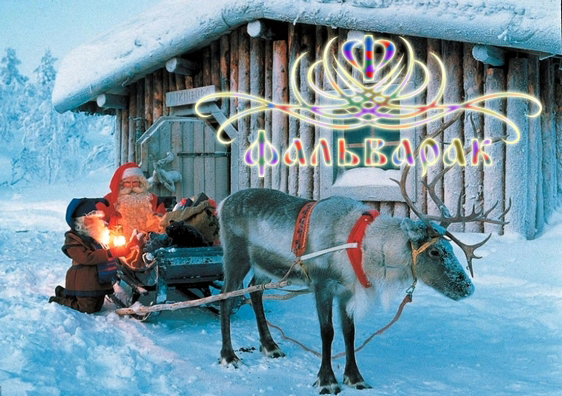 Зимой в Белоруссию